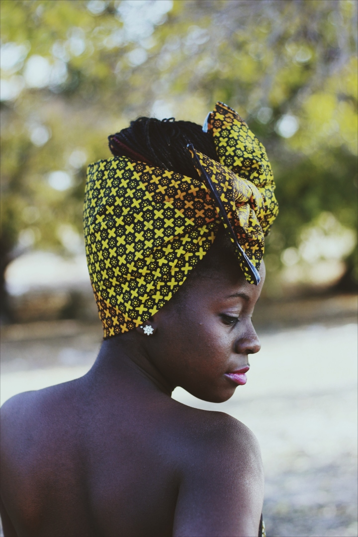 Stunning Headwrap Styles for your Hair; Part I