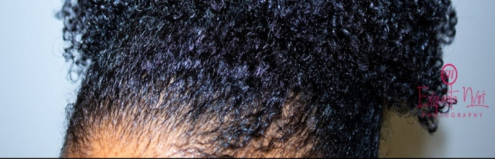 Tips on How to Grow back your edges for Natural Hair.